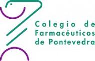 LOGO COLEGIO DE FARMACEUTICOS DE PONTEVEDRA