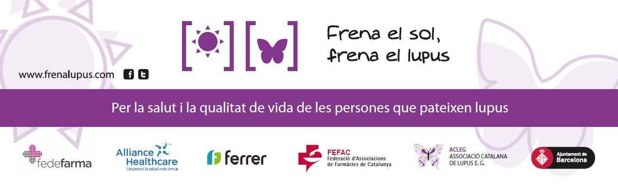 pancarta Frenalupus dia mundial